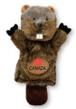 BEAVER HEADCOVER - Embroidered